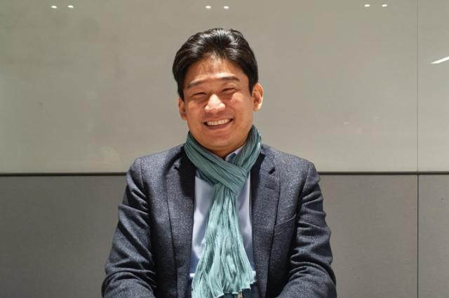 [기업을 만나다-④] 한재선 그라운드X 대표 '세상에 영향을 줄 만한 서비스 구축하겠다'