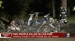 테슬라 자율주행 또 논란...미국서 탑승자 2명 사망