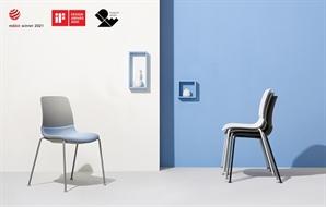 파트라X생활지음 미카(MIKA), 의자 단일 제품 국내 최초로 세계 3대 디자인 어워드 석권