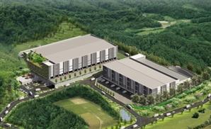 웰크론한텍, 466억원 규모 물류센터 신축공사 수주