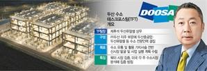 박정원의 '수소 승부수'…두산 역량 총집결 TFT 신설