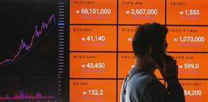 비트코인 7,000만원 붕괴