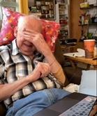 [영상]세상 떠난 아내를 만나다니…울컥한 98세