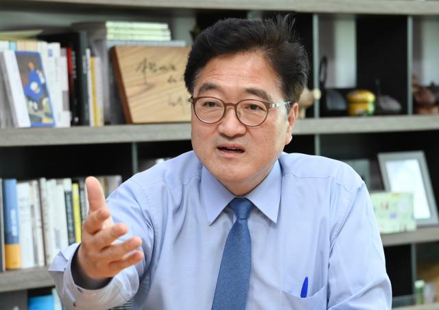 우원식 '금융지원 받은 소상공인, 고용 유지땐 대출금 탕감 추진'
