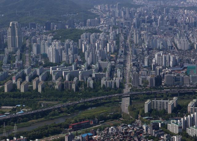 경기·인천·충청권 인구 증가…집값 상승에 그대로 반영됐다