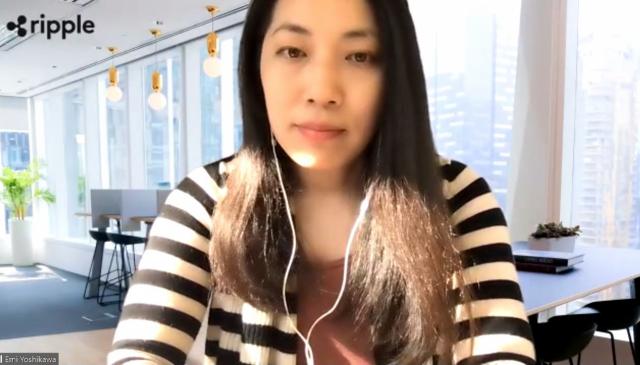 [디센터 인터뷰] 에미 요시카와 리플 부사장 '美 SEC와 소송전 우리가 이길 것...지속가능한 친환경 사업에도 집중'