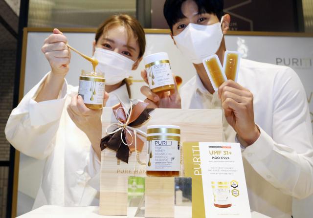250만원짜리 마누카 꿀·한우 세트 등 인기…어버이날 선물도 '고가'가 뜬다