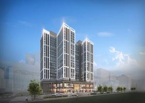 현대건설 '힐스테이트 장안 센트럴', 최고 8.56대 1 기록