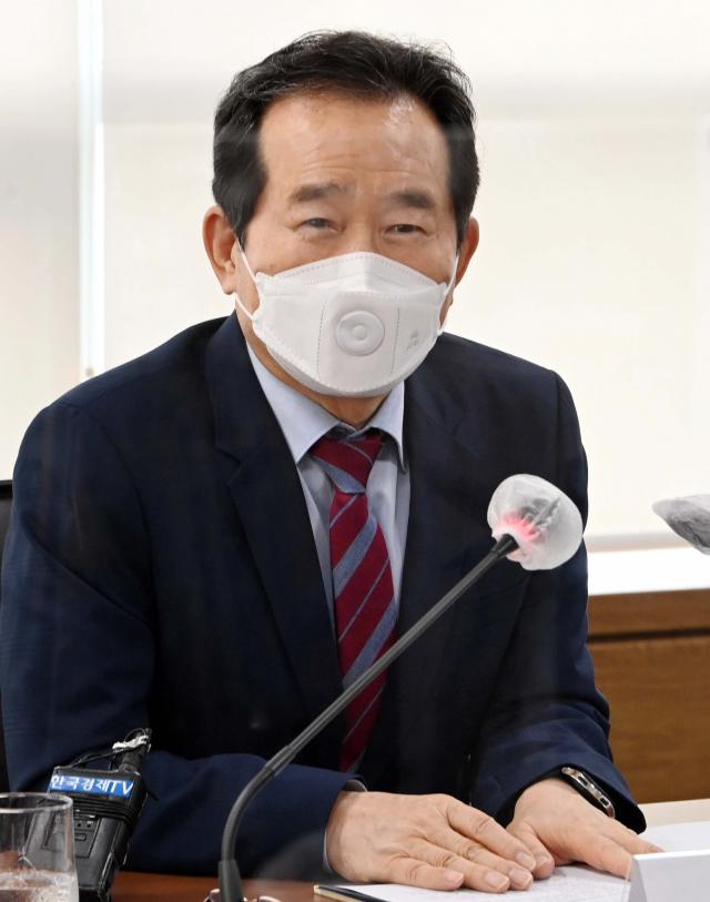정세균 '지식재산처' 신설..與 잠룡 대권행보 시동