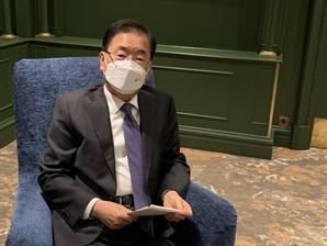 정의용, 뉴질랜드에 日 오염수 우려 표명