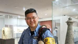 """[이사람] """"전국 곳곳 사진 찍어 스토리텔링…韓역사·문화 세계에 알리죠"""""""