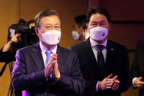 [단독] 삼성·SK·LG CEO, 文과 함께 한미회담 출동