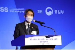 """이인영 """"북미대화 재개에 최선…한미 정상회담이 분수령"""""""