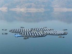 정부 '탄소중립' 과욕…전국 댐 호수에 태양광 깐다