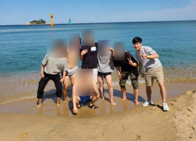 '정민이가 얼마나 물을 무서워하는지…' 사진 올린 父 '오늘도 수많은 의혹 낳아'