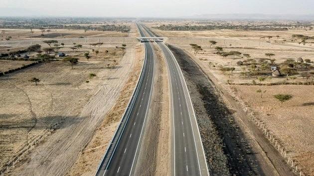 대우건설, 에티오피아 '메키-즈웨이' 고속도로 구간 개통