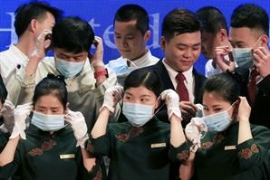 中 23일만에 코로나 확진자 발생…하루 백신 1,200만건 접종
