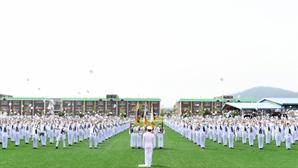 해군병 674기 수료, 정예 해군병 1,212명 탄생