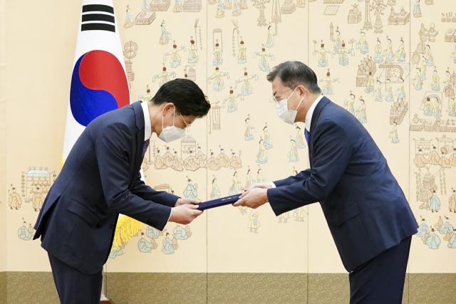 노형욱 신임 국토장관,  '서울시와 긴밀히 협력·소통해야'