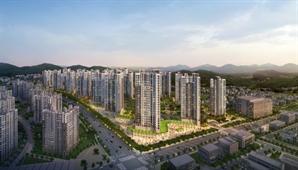동양건설산업, 5,800세대 브랜드시티 '오송역 파라곤 센트럴시티' 5월 분양