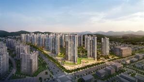 동양건설, '오송역 파라곤 센트럴시티' 분양
