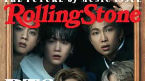 BTS, 美 음악대중지 '롤링스톤' 표지 장식