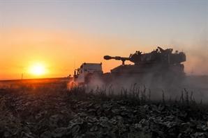 이·팔 분쟁 격화…이스라엘 지상군 투입