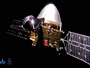 중국 첫 화성 무인탐사선 화성 착륙 성공