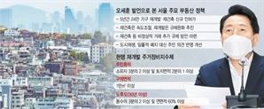 대못 '정비지수제' 손질…강북 뉴타운 부활 예고