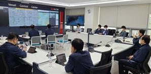 SM그룹 KLCSM, 국내 최초 STS LNG벙커링 스마트 원격지원