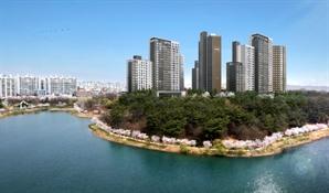 '비규제지역' 군산에…HDC현산, '군산 호수공원 아이파크' 견본주택 21일 개관