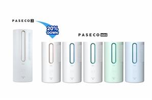 파세코, 20% 작아진 창문형 에어컨 출시