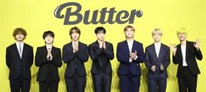 """신곡 '버터' 낸 BTS """"내년 그래미, 다시 한 번 도전해 볼 생각"""""""