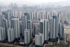 집값 뛰고…수도권 아파트 평균가 7억 코앞