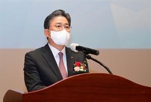 """정승일 한전 사장 """"탄소중립시대, 패러다임 변화 선도"""""""