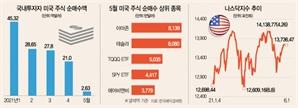 몸 사리는 서학개미…美주식쇼핑 한달새 90% '뚝'