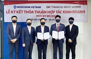 OK금융, 베트남 진출 위해 우리은행과 맞손