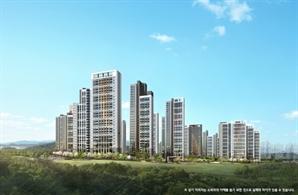 뜨거운 용인 부동산 시장, 주목할만한 새 아파트, '힐스테이트 용인 고진역' 6월 분양 예정