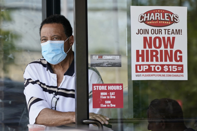美 5월 CPI 5%…실업보험 청구자 수는 최저치 경신