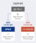 """업비트 """"4년간 코인 오입금 2만건 복구...고객 요청의 93%"""""""