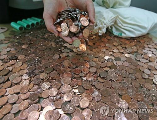 이혼한 아빠 동전 '8만개' 양육비 보복에 기부로 응답한 美 가족