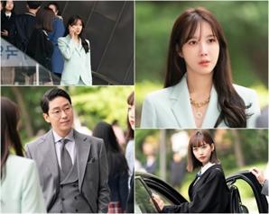 '펜트하우스3' 이지아X엄기준X한지현, '일촉즉발 삼자대면' 현장 공개