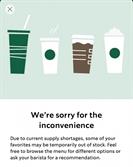 [영상] 봉쇄령 완화에 보복소비 폭발…'재료 부족' 美 스타벅스, 일부 음료 판매 중단