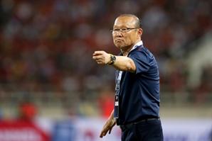 '박항서 매직' 베트남, 월드컵 최종예선 진출 눈앞