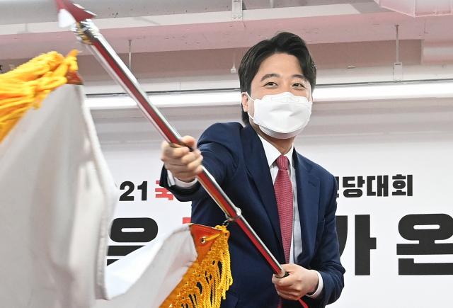 이준석, 황보승희 수석대변인·서범수 비서실장 내정