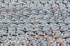 친환경차 질주…5월 車수출 2배 늘었다