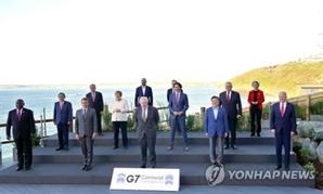 """[속보] G7 """"도쿄 올림픽·패럴림픽 개최 지지"""""""