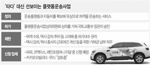 [단독] '타다'가 남긴 유산 플랫폼운송사업 심사 개시… '新모빌리티 대전' 막 올랐다
