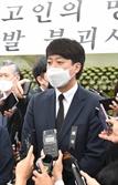 """이준석, 광주 찾아가 """"5·18 후 첫 세대 대표로서 아픈 역사 공감"""""""