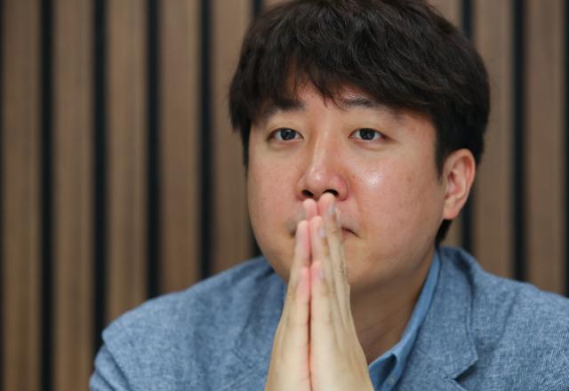 '이준석 선택은 정권 교체하란 지상 명령' 주장한 김영환 '냉철한 인식 가져야'
